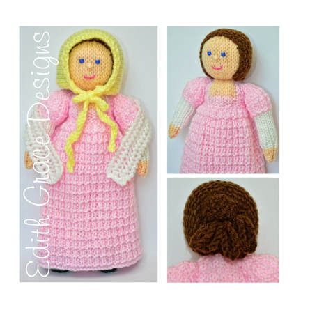 Historical Dolls - Edith Grace Designs